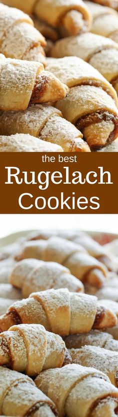 Caramel Rugelach Recipe — Dishmaps