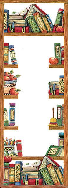 marcadores para libros - Miriam Ortega - Álbumes web de Picasa
