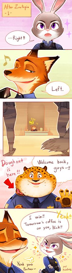After Zootopia