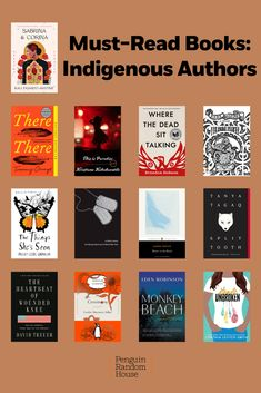 Celebrate the stories and voices of indigenous authors from around the world with these novels, poetry collections, history books, and more. #lists #books #nativeamericans #indigenouspeople #firstnations