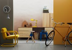 design attractor: Interior design inspiration, Elle Sweden