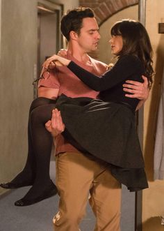 The best Nick and Jess moments from New Girl season 2