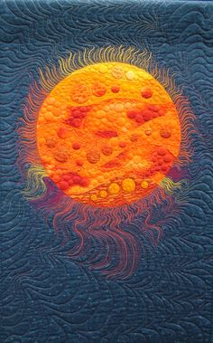 Gorgeous Rising Sun Quilt by Sheena J. Norquay! https://s-media-cache-ak0.pinimg.com/564x/dd/0e/3c/dd0e3c20978e486753c344d4f8af9831.jpg