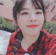 2019 New Look Pins (Also Stan Loona, RV, Sunmi) brown color rush jersey - Brown Things Color Rush, Baby Girl Hair, Kang Seulgi, Red Velvet Seulgi, Cosplay, Cute Bears, Ulzzang Girl, Korean Girl Groups, Pretty People