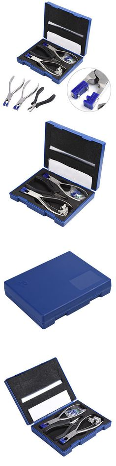 Other Vision Care: Pro Eyeglasses Plier Set Rimless Disassembly Glasses Frames Optical Tools Kit -> BUY IT NOW ONLY: $35.39 on eBay!