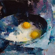 Art painting oil - 40 Hyper Realistic Oil Painting Ideas To Try – Art painting oil Simple Oil Painting, Realistic Oil Painting, Painting Still Life, Still Life Art, Oil Painting Abstract, Modern Oil Painting, Painting Eggs, Food Painting, Painting Art