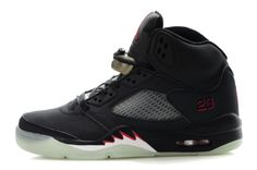 info for d59b4 8a0d1 Air Jordan 5 Glow In The Dark Toro Bravo Pack Black