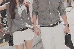 pasujące ubrania dla pary/ Matching Outfits for a couple