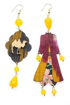 kaftano e cammello per lebole gioieli