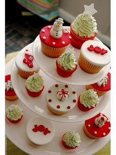 Marmalade.hu - Cupcake süticsodák karácsonyra