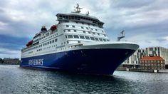 DFDS Crown Seaways in Copenhagen