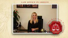 Presentation of the Law Office of Mrs Kasatkina-Kouskou Svetlana
