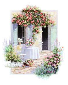 Belles images aquarelles