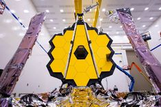 NASA to Provide Update on James Webb Space Telescope   NASA James Webb Space Telescope, Hubble Space Telescope, Earth And Space Science, Earth From Space, Nasa, Lagrange Point, Alien Worlds, Our Solar System, Space Exploration