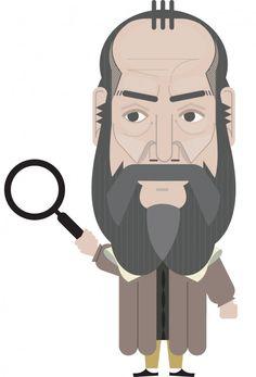 """Chi è il primo #spiritoguida di #InternetFestival 2013?   Il padre del metodo scientifico moderno, l'autodidatta e osservatore della natura #Galileo Galilei (1564-1642). Anzi, Googleo #Galilei!   Mi piace perché:   """"Dietro ogni problema c'è un'opportunità"""" è un motto che ho fatto mio da tempo;  amava la musica (una passione di famiglia) ed è uno dei dislessici famosi nella storia della scienza;  #Google è grande amico della mia curiosità.  #IF2013"""