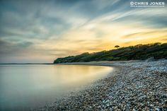 Ringstead Bay Sunset, Dorset