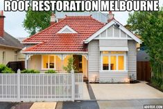 Get the best & affordable total roof restoration Melbourne wide. Call for roof restoration price or quote.