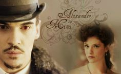 Alexander & Mina Dracula Tv Series, Bram Stoker's Dracula, Dracula Jonathan Rhys Meyers, 19th Century London, Hot Vampires, Vampire Love, British American, Title Sequence