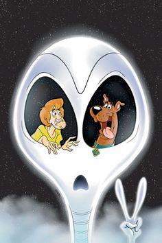 Scooby Doo by Scott Gross *