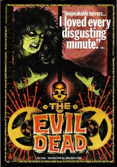 The Evil Dead(1981)