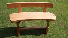 Stylish outdoor bench #cnc #chairs http://cnc.gallery/