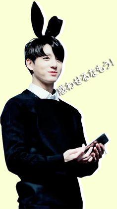 BTS Jungkook Wallpaper - Credits to owner/artist