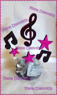 Music Theme Birthday, Rockstar Birthday, Music Themed Parties, Music Party, 50th Birthday Party, Music Centerpieces, Party Centerpieces, Disco Theme, Disco Party