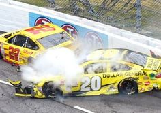Joey Logano has made enemies; Matt Kenseth just the latest