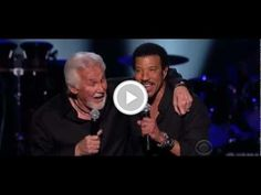 - Lionel Richie And Kenny Rogers  sing Lady PLEASE SHARE THIS VIDEO...