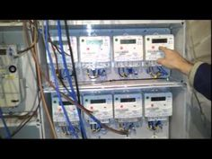 Electricista. Reforma de la instalación de enlace de un edificio de viviendas en Chamberí (Madrid) - YouTube