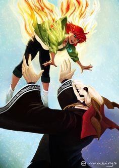Firebird, Magus Bride Manga, Diana Diaz, Wolverine And Jean Grey, Magical Monster, Anime Manga, Anime Art, Elias Ainsworth, The Ancient Magus Bride