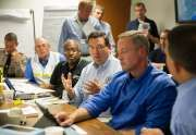The Governor's Office Photo Gallery: MEMA Press Conference on Hurricane Sandy 10/29/2012