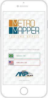 Pregopontocom Tudo: Metrô de Salvador integra o Metro Mapper Turismo Turismo Brasil...