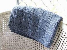 Vintage knitting free patterns, gratis breipatronen onder andere jaren 70 patronen: Prachtig baby dekentje om zelf te breien van zacht...