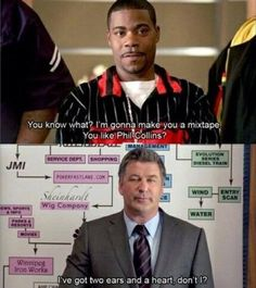 Because 30 Rock is hilarious