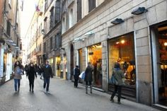 Rome Shopping Tips