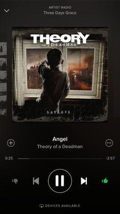 Angel- theory of a deadman
