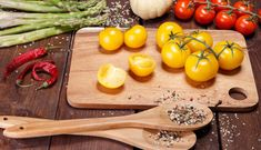 8 Healthy-Cooking Tips I've Learned from Living with a Chef | Tips to help you throw down in kitchen like a pro.