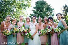 Jenn & Brian's Gedney Farm wedding photos