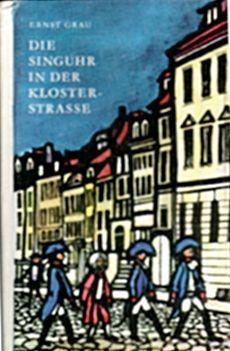 Die Singuhr in der Klosterstraße