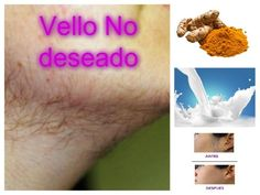 Vello en el rostro, remedio natural para eliminarlo