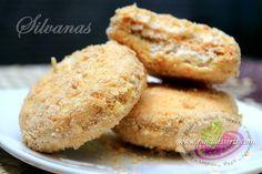 silvanas recipe - cashew meringue with buttercream cookie