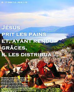 PAROLE - année  liturgique B (images et PAROLE...A - C..)blog S. Chiara   Maria SS. Consolata : B - 17 DIM.T.O.