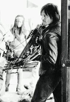 Daryl Dixon- The Walking dead