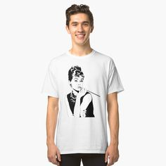 """Woman"" T-shirt by Essentials, T Shirts For Women, Woman, Mens Tops, Stuff To Buy, Fashion, Moda, Fashion Styles, Women"