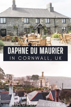 Cornwall travel guide/ Following in the Footsteps of Daphne du Maurier's Cornwall
