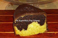 Νηστίσιμο κέικ πορτοκάλι σοκολάτα της Σόφης Τσιώπου! 2 Food And Drink, Sweets, Vegan, Cooking, Desserts, Cakes, Daddy, Kitchen, Tailgate Desserts