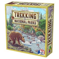 Trekking the National Parks Board Game $47.20