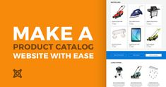 Best Joomla templates for creating a product catalog websites. #Joomla #templates #product #catalog #website #summary