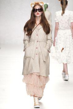 Fashion East S/S 2014